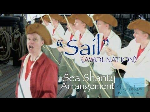 Awolnation's Sail Song Cover By Wesley Johnson