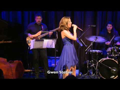 Impressionist Christina Bianco's Cover Of CeeLo Green's Forget You Song