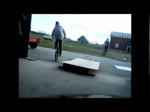 FAIL - Bike Jump Gone Wrong