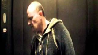 Locked Up In The Elevator Prank