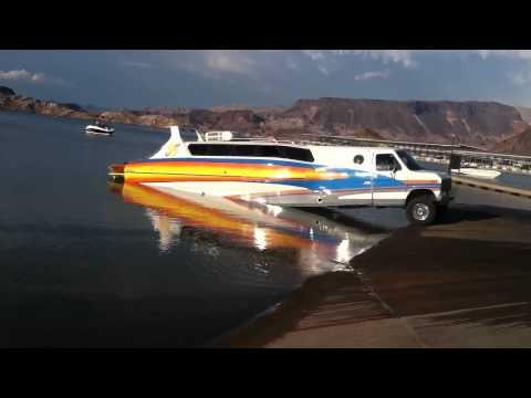Cool - RV And A Boat Hybrid