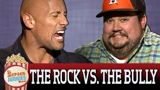Worst Interview With Dwayne Johnson Ever By Nick Mundy