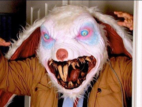Pranks - Scary Bunny In The Closet Prank