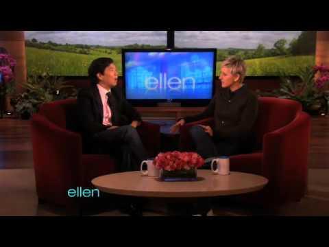 Ellen - Ken Jeong's Best Entrance Ever