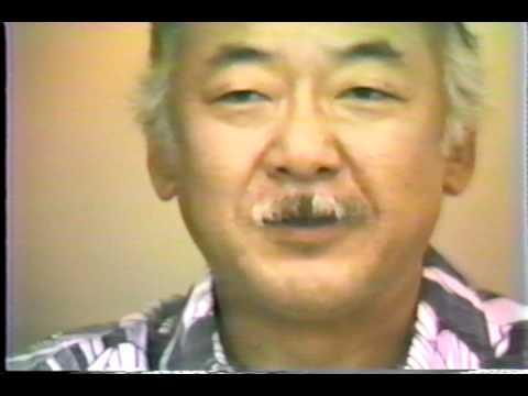 WIN - Original Karate Kid Movie Audition Tape