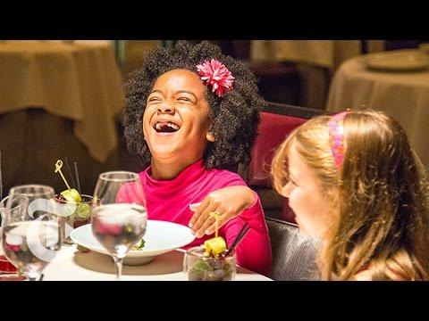 Second Graders Go To A Fancy Restaurant