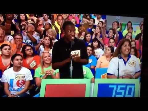 How NOT To Play Price Is Right