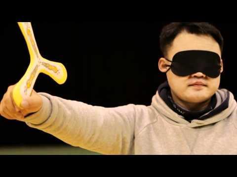 Awesome - Boomerang Trick Shots
