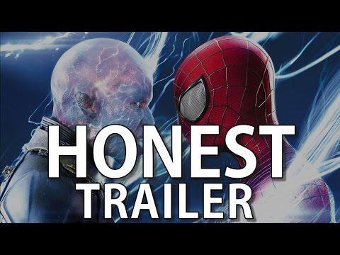 Honest The Amazing Spider-Man 2 Movie Trailer