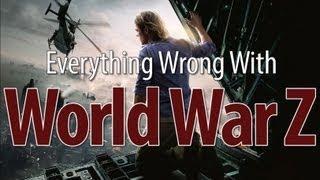Movie Mistakes From World War Z