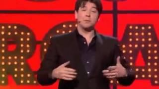 Michael McIntyre Says Single People Don't Have No Idea About Being A Parent